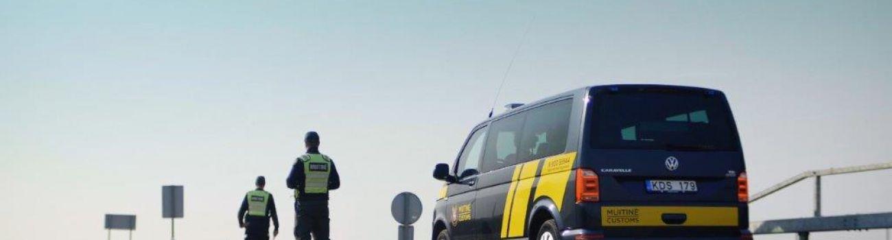 Dvejopo naudojimo prekių kontrolė tranzito šalyje: Lietuvos patirtis